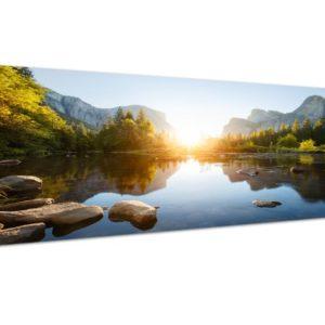 150x50cm Bild auf Leinwand und Keilrahmen fertig zum aufhängen moderne Wandbilder Bilder Bild Kunst Kunstdruck Deko für…