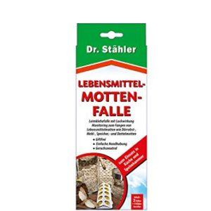 Dr. Stähler 002202 Mottenfalle, Lebensmittel, 4 Klebestreifen