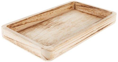 Heitmann Deco – dekoratives Holz-Tablett