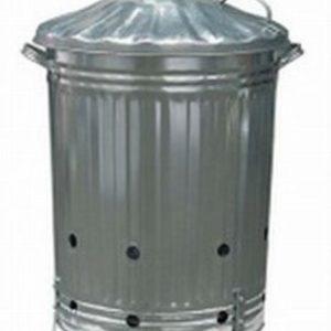 Hohe Qualität 90Liter Garten Kompostabfälle Blätter Komposter von Premier Housewares