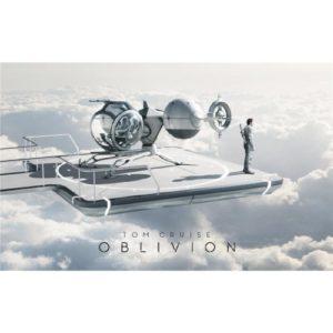Oblivion (38inch x 24inch / 96cm x 60cm) Silk Print Poster – Seide Plakat – 5013A1
