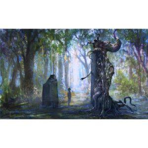 The Witcher III (39inch x 24inch / 98cm x 60cm) Silk Print Poster – Seide Plakat – 509204