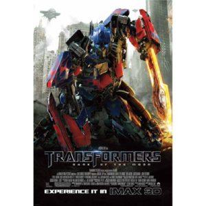 Transformers 3 Dark of the Moon (24inch x 36inch / 60cm x 89cm) Silk Print Poster – Seide Plakat – CEC26F
