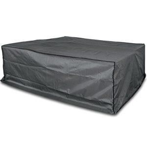 #0107 Schutzhülle Lounge Sofa 200cm Gartenmöbel Schutz Hülle Abdeckung Tragetasche Plane • Premium für GartenMöbel…