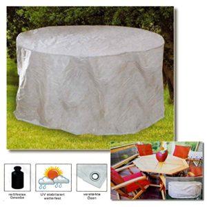 (282) Schutzhülle Abdeckung Hülle für Tisch Gartentisch Abdeckhaube 160x95x75