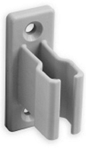 3 Stück Kurbelhalter grau für Kurbelstange Markisenkurbel