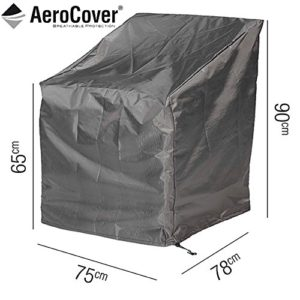 Pacific Lifestyle 18-C-7965 Relaxsessel Aerocover, Anthrazit