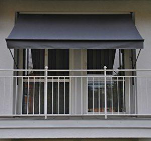 Angerer Klemmmarkise Style Anthrazit 150 cm, 2314/262