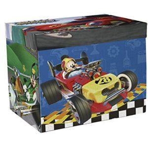 ARDITEX Mkrr-Storage Box mit Spielmatte, Mehrfarbig, mittelgroß