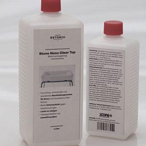 BETONIU Stone Nano-Clear Top – Betonversiegelung, Betonschutz