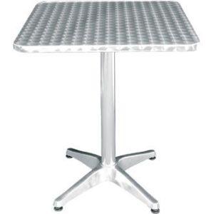 Bolero Bistro-Tisch, quadratisch, 720x 600x 600mm, für Restaurant Bar Café, Esstisch