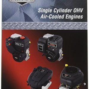 Briggs & Stratton 276781 Einzelzylinder OHV Reparatur Handbuch