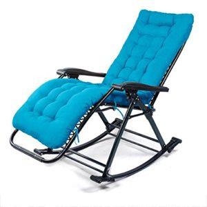 Brisk- Schaukelstuhl  Mittagspause Klappstuhl  Schlafstuhl  Freizeit  Erwachsene Freizeit Stuhl  Älterer Stuhl