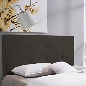 Marckonfort – Carla Kopfteil für Bett,Farbe schwarz