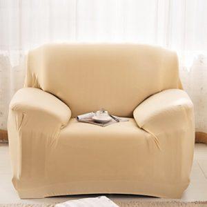 Chlove Sofabezug Elastische Sofa Abdeckung Sofaüberwurf Sesselhusse Stretchhusse