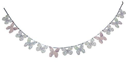 Coolmovers Schmetterling Lane Papiergirlande, Mehrfarbig