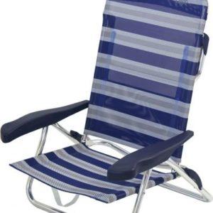 Crespo Al/221-m-17–silla-cama Strand 6pos. Dural. (multifaserabkommen)