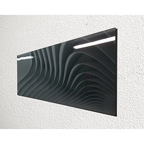 dekoglas glasbild 125 50 cm wandbild aus glas. Black Bedroom Furniture Sets. Home Design Ideas