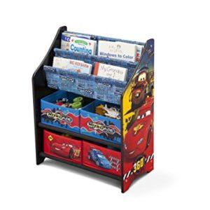 Delta Children Aufbewahrungseinheit Spielzeug und Bücher