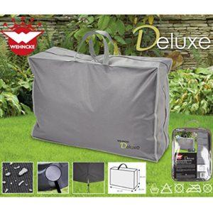 Deluxe Universal Tragetasche 65x20cm, Polyester 402D – Schutzhülle Sitzkissen Trage Tasche Schutz Hülle Abdeckung Universaltasche