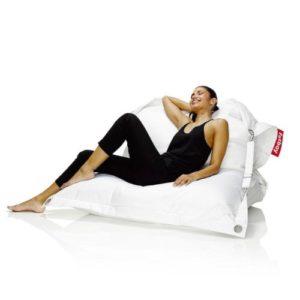 Fatboy Outdoor Sitzsack Buggle-Up Weiß 140×180 cm