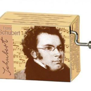 Fridolin GmbH 'FRIDOLIN 148.295,4cm Schubert Ave Maria Musik Box