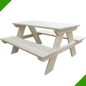 Froeschl Autozubehoer Picknicktisch Kindertisch Kindersitzgruppe Kindersitz Garnitur Tisch Sitzgarnitur Kinderzimmer…