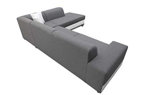 furnistad modernes ecksofa molly xxl eckcouch mit. Black Bedroom Furniture Sets. Home Design Ideas