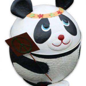 Gall & Zick Deko-Papierkorb Panda