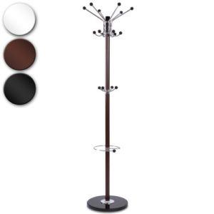 MIADOMODO Garderobenständer/Kleiderständer ca. 172cm hoch in verschiedenen Farben