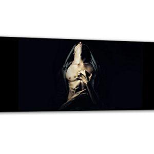 Glas – Bilder Wandbild AG312502012 Erotik Akt Kunstdruck Mann und Frau 125 x 50cm / Deco Glass, Design & Handmade/Eyecatcher, Kunstdruck!