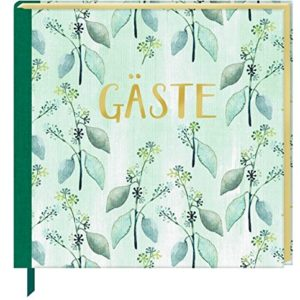 Gästebuch – Gäste (All about green)