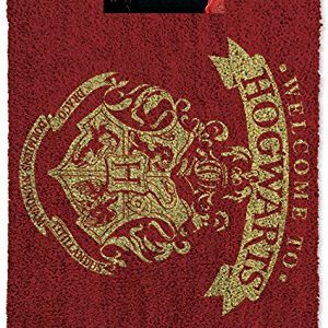 Harry Potter HP – Welcome to Hogwarts Door Mat