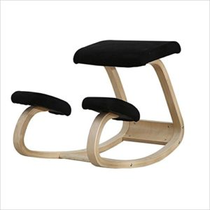 Hocker DINJUEN Stuhl Massivholz Wirbelsäule Korrekturfunktion Stuhl Schaukelstuhl Stuhl Kind Lernen Stuhl Bürostuhl Mehrzweckgebrauch