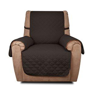 Sesselauflage Sesselschoner 1 Sitzer 2 Sitzer rot 100% Polyester