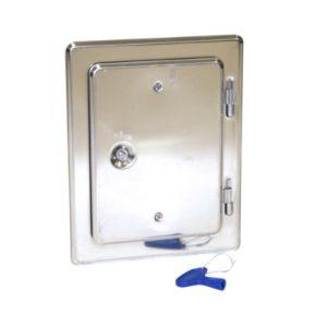 Kamino-Flam KamintürOfentür aus hochwertigem Stahl – Kaminschutztür