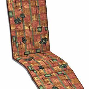 GBSHOP 'Kissen Sessel 5Positionen mit Fußstütze Fantasie Pienza