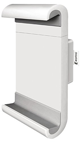König KNM-FTM10 Tablet-Wandhalterung mit Fester Position bis 30,5cm (12Zoll)