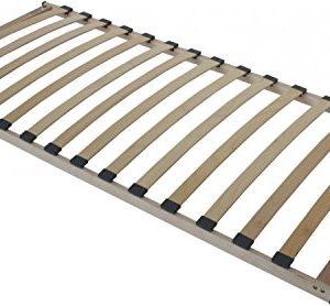 Lattenrahmen 90 * 200 cm Lattenrost 14 Federholzleisten Kinderzimmer Jugendzimmer Schlafzimmer für Kinderbetten…
