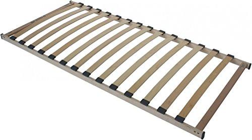 Lattenrahmen 90 * 200 cm Lattenrost 14 Federholzleisten Kinderzimmer Jugendzimmer Schlafzimmer für Kinderbetten Jugendbetten Betten