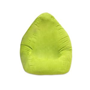 Lumaland Luxury XL Sitzsack stylischer Beanbag 120L Füllung