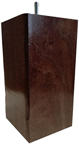 Margot–Douceur skandinavischen Pascha Set 4Füße für Lattenrost 9x 9x 20cm