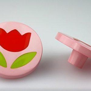 Möbelknopf Schranknopf Schubladenknopf Kinderzimmer aus Nylon – diverse Motive