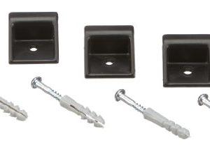 Metaltex 369752038 Haken 4 Stück Kunststoff Deko