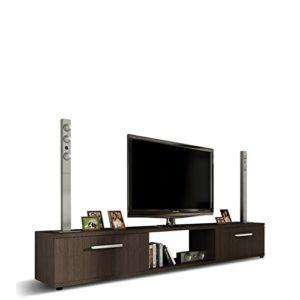 Mirjan24  TV Lowboard Board Horton I, TV Schrank, Tisch, Fernsehtisch B:176 cm, H:28 cm, T:40 cm, Fernsehschrank TV-Bank