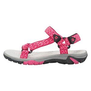 Mountain Warehouse Tide Sandalen für Kinder – Neoprenfutter, Laufsohle aus 100% Gummi, Flipflops mit Klettverschluss – Für Sommerspaziergänge, Strand, Reisen und Pool