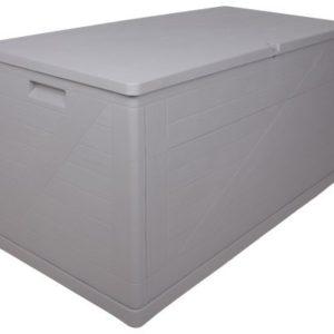 Ondis24 Kissenbox Wood warmgrau