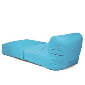 Outbag Sitzsack Modell Peak in vielen Farben erhältlich Plus Aqua
