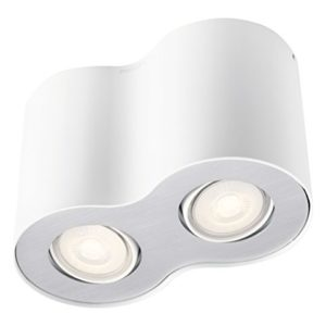 Philips myLiving LED Spot Pillar, 3.5W, inkl. Leuchtmittel, 1-flammig, schwarz