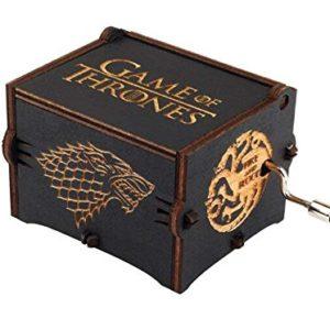 """Premier Spieluhr,Black Harry Potter """"Game Of Thrones """" Gravur aus Holz Dekorative Box Reine Hand-Klassischen Harry Pottre Musik-Box Hand-Hölzerne Spieluhr Kreative Holz Handwerk Beste Geschenke"""